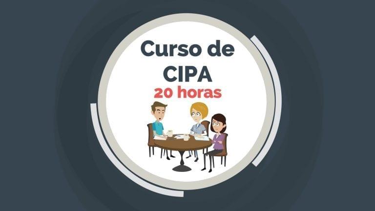 Capa do Curso de CIPA
