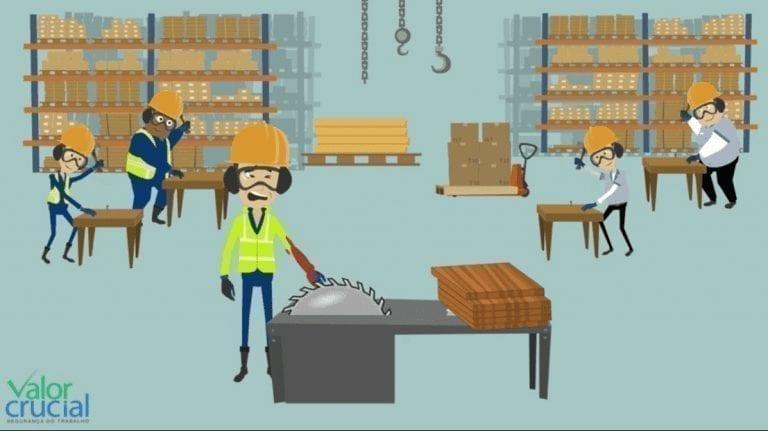 Imagem de Acidente do Trabalho